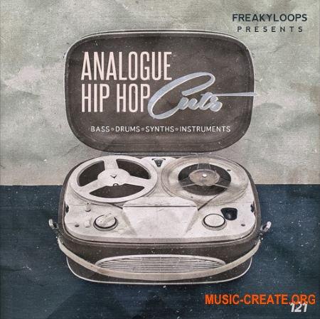 Freaky Loops Analogue Hip Hop Cuts (WAV) - сэмплы Hip Hop