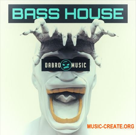 DABRO Music Bass House (WAV MiDi) - сэмплы Bass House