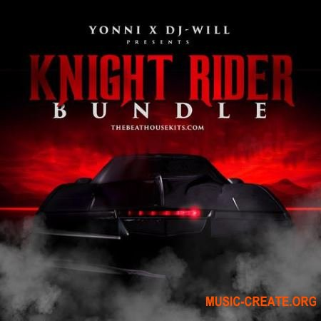 The Beat House Kits Knight Rider Bundle (WAV KONTAKT TONE2 ELECTRA2) - драм сэмплы