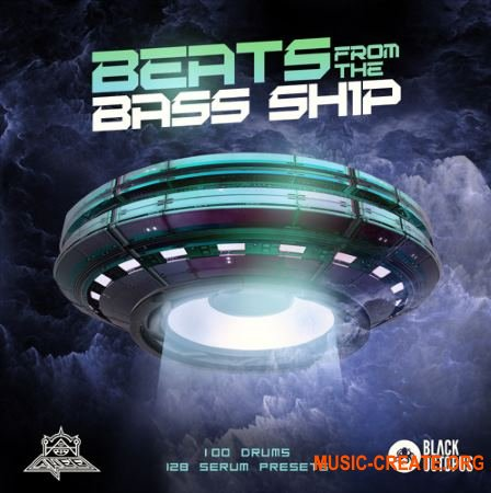 Black Octopus Sound Beats From The Bass Ship (SERUM presets)