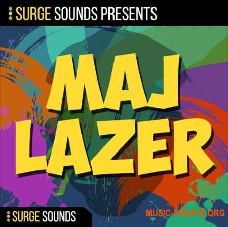 Surge Sounds MAJ LAZER (Serum / Massive presets)