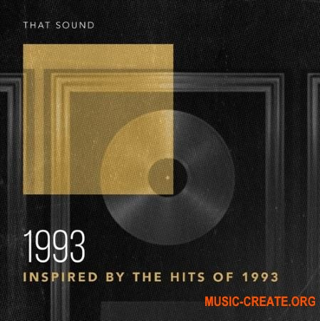 I Want That Sound - 1993 DRUMS (WAV Maschine Battery 4 Kontakt Reason EXS24 Ableton) - сэмплы ударных