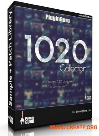 Pluginguru The 1020 Collection (Omnisphere 2 Presets)