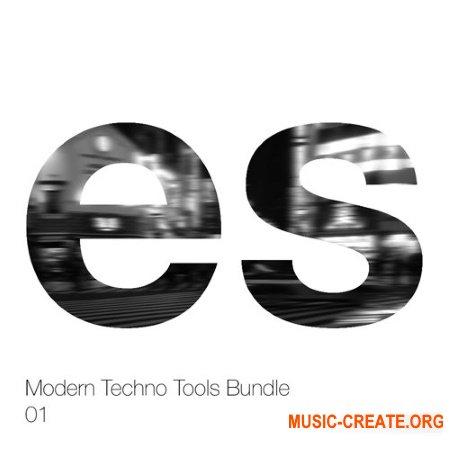 Engineering Samples Modern Techno Tools Bundle 01 (WAV) - сэмплы Techno