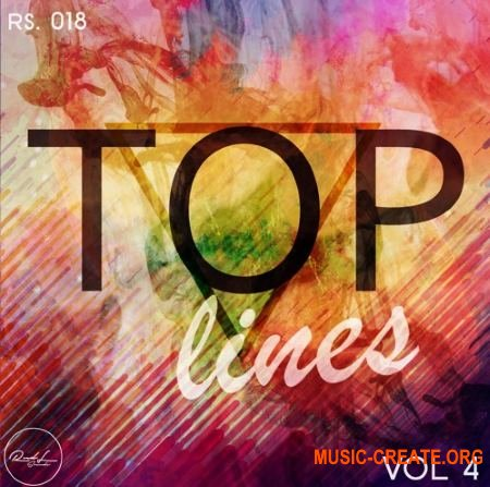 Roundel Sounds - Top Lines Vol 4 (WAV MiDi) - сэмплы EDM, Pop