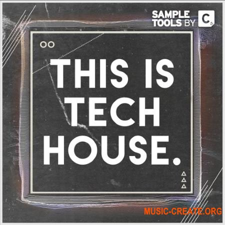 Cr2 Records This Is Tech House (WAV MiDi MASSiVE) - сэмплы Tech House