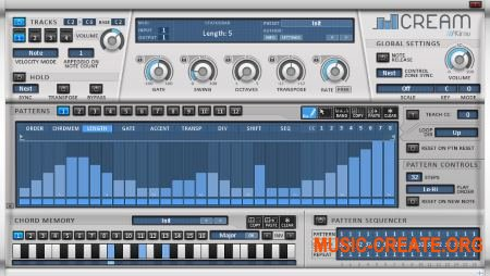 Kirnu Cream v1.2.3 WiN / OSX (Team R2R) - MIDI исполнитель