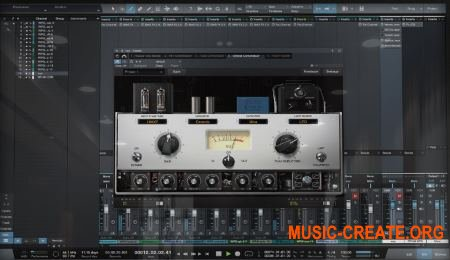 Positive Grid Pro Series Studio EQ v0.0.7 (Team R2R) - сборка эквалайзеров
