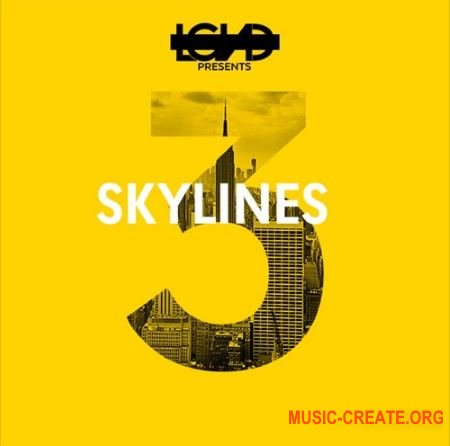 LGND Media Skylines 3 (WAV AiFF APPLE LOOPS) - сэмплы Modern Hip Hop