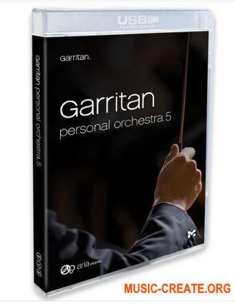 Garritan Personal Orchestra 5 WIN / OSX (Team R2R) - виртуальный симфонический оркестр