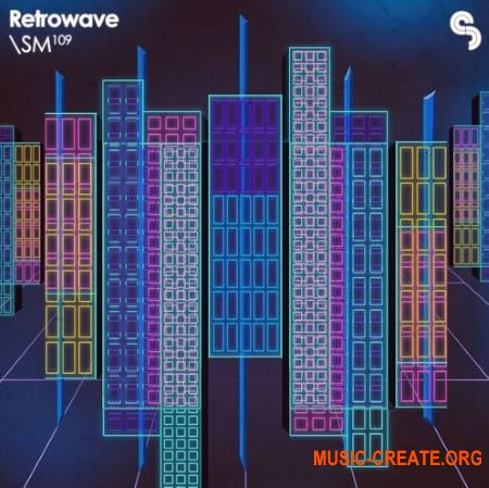 Sample Magic Retrowave Drum Hits (MULTiFORMAT) - драм сэмплы