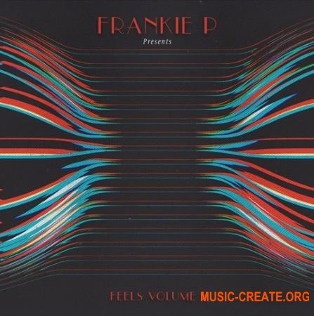 The Drum Sample Broker Frankie P - Feels Vol. 1 (WAV) - сэмплы Hip Hop