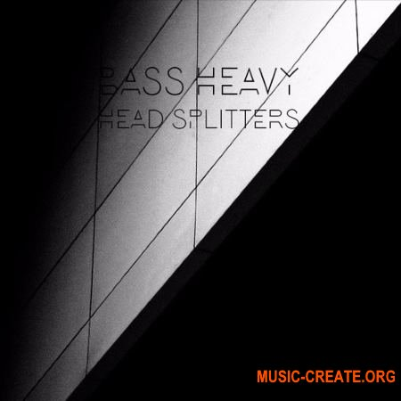 Samplephonics Bass Heavy Head Splitters (MULTiFORMAT) - сэмплы Dance, EDM, Dubstep