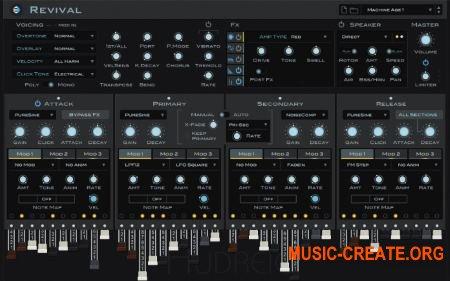 Audreio Revival v1.0 CE (Team V.R) - виртуальный орган, синтезатор