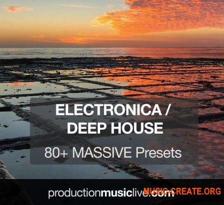 Production Music Live Massive Presets Vol.3 Electronica Deep House (Massive Presets)