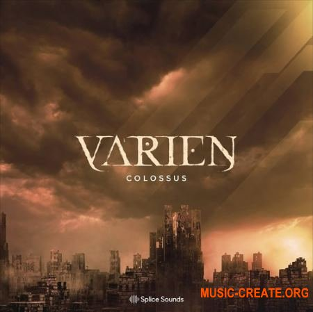 Splice Sound Varien Colossus (WAV) - кинематографические сэмплы