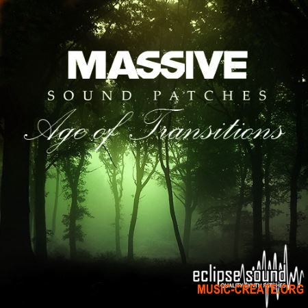 Eclipse Sound Age of Transitions Expansion (Massive presets)