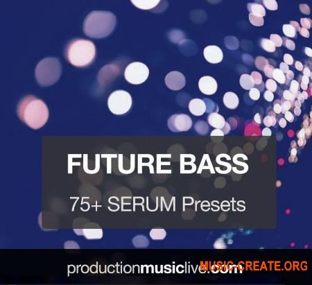 Production Music Live Serum Presets Vol.1 Future Bass (Serum presets)