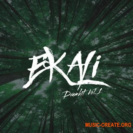Splice Sound Ekali Drumkit Vol.1 (WAV) - сэмплы ударных