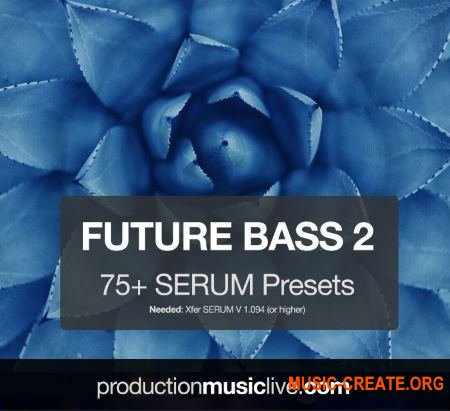 Production Music Live Serum Presets Vol.4 Future Bass Vol.2 (Serum presets)