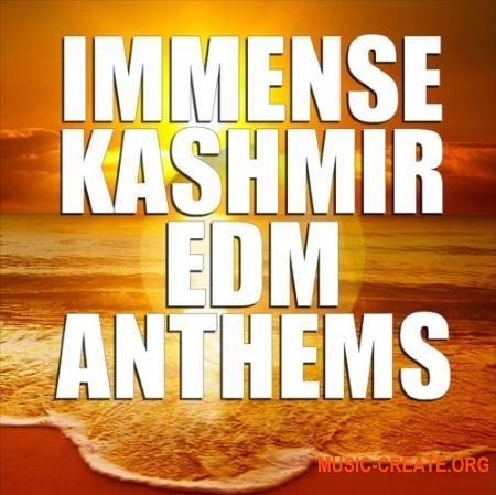 Immense Sounds Immense KASHMIR EDM Anthems (WAV MiDi) - сэмплы EDM