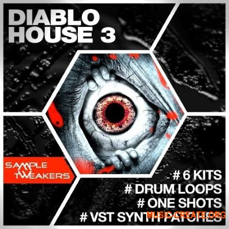 Sample Tweakers Diablo House 3 (WAV MiDi) - сэмплы Electro House, Future House
