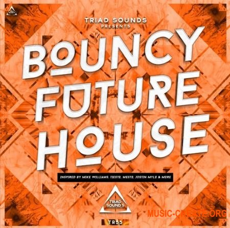 Triad Sounds Bouncy Future House (WAV MiDi) - сэмплы Bouncy Future House