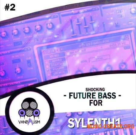 Vandalism Shocking Future Bass #2 (Sylenth1 presets)