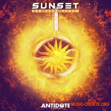 Antidote Audio: Sunset for Xfer Serum (Serum presets)