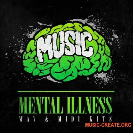 Sami The Producer Mental Illness (WAV MiDi) - сэмплы Hip Hop, Rap