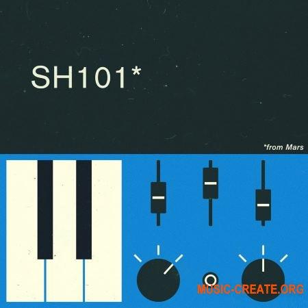 Samples From Mars 101 (MULTiFORMAT) - сэмплы синтезаторов 80-х