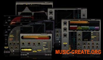 Flux Full Pack bundle for Pyramix v3.5.25 CE (Team V.R) - сборка плагинов