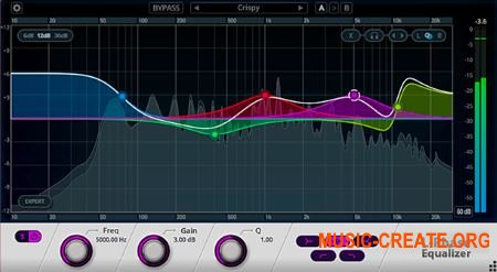 Cakewalk L-Phase Equalizer v1.0.3.68 WiN OSX (Team R2R) - плагин эквалайзер