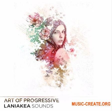 Laniakea Sounds Art Of Progressive (WAV MiDi Spire presets) - сэмплы Progressive Trance, Trance, Progressive House