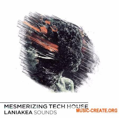 Laniakea Sounds Mesmerizing Tech House (WAV MiDi Massive presets) - сэмплы Tech House