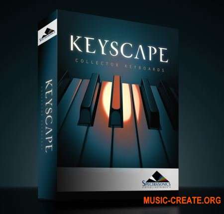 Spectrasonics Keyscape Soundsource Library Update 1.0.2 WiN/MAC (Team P2P) - виртуальные клавишные инструменты