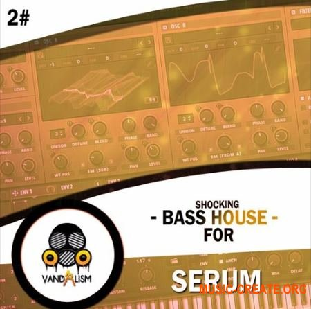 Vandalism Shocking Bass House For Serum 2 (Serum presets)