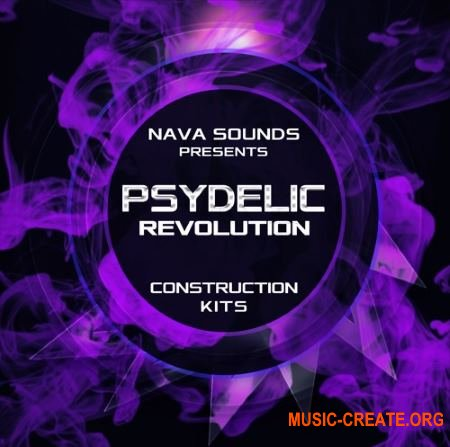 Speedsound Nava Sounds Psydelic Revolution (WAV) - сэмплы Trance, Psy-Trance