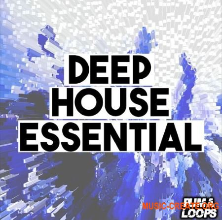 Puma Loops Deep House Essential (WAV MiDi) - сэмплы Deep House