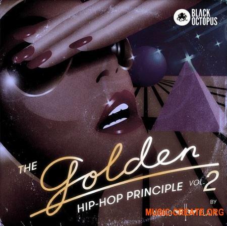 Black Octopus Sound The Golden Hip Hop Principle Vol 2 (WAV) - сэмплы Hip Hop, Funky House, Glitch Hop