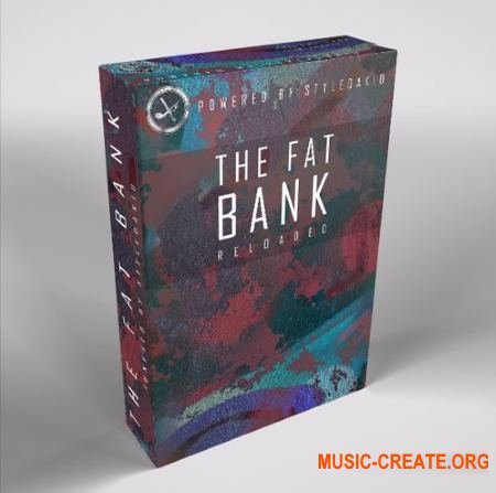Style Da Kid The Fat Bank: Reloaded (WAV MiDi Sylenth1 presets) - драм сэмплы