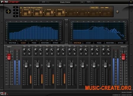Plug And Mix Chainer v1.2.2 WiN/MAC (Team R2R)