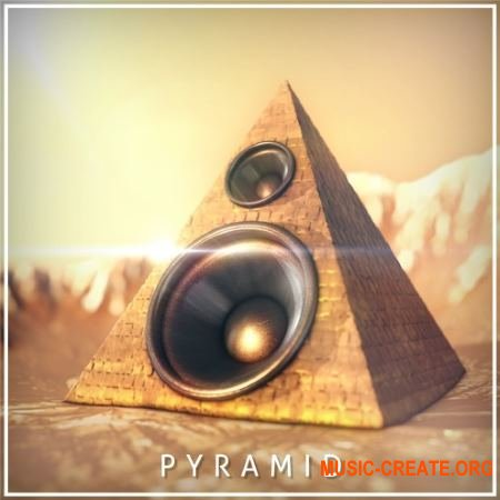 The Audio Bar Pyramid (WAV MiDi SYLENTH1 SERUM SPiRE) - сэмплы EDM, Dance