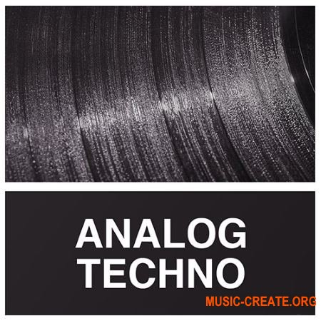 Whitenoise Records Analog Techno (WAV) - сэмплы Techno