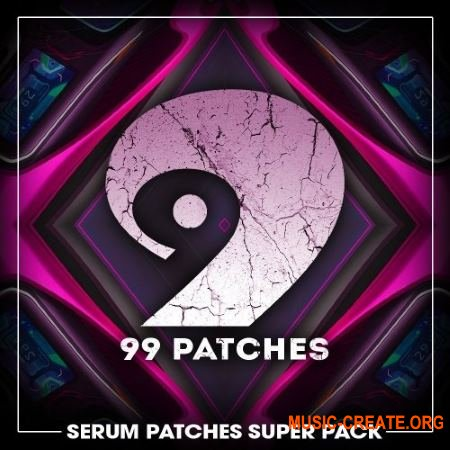 99 Patches Serum Patches Super Pack (XFER RECORDS SERUM)