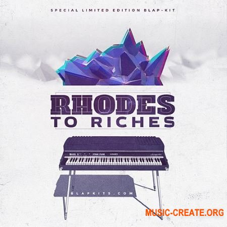 !llmind Blap Kits Special Limited Edition Rhodes To Riches (WAV) - сэмплы родоса