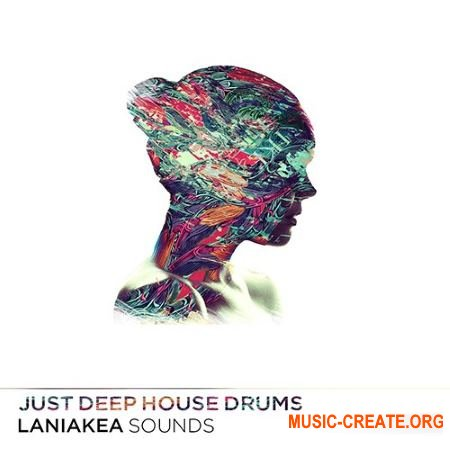 Laniakea Sounds Just Deep House Drums (WAV) - сэмплы Deep House