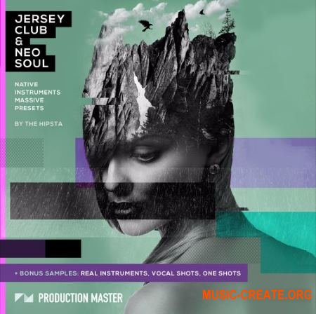 Production Master Jersey Club And Neo Soul (WAV Massive presets) - сэмплы Neo Soul