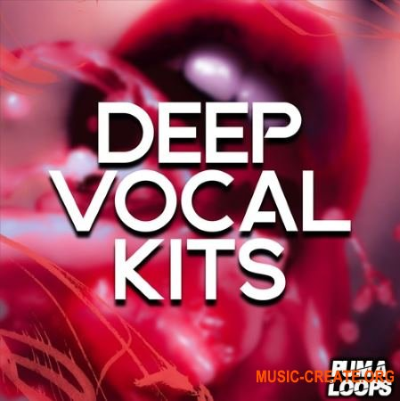 Puma Loops Deep Vocal Kits (WAV MiDi) - вокальные сэмплы