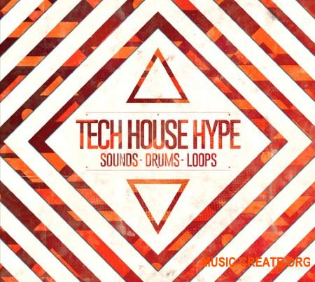 Production Master Tech House Hype (WAV MiDi) - сэмплы Tech House